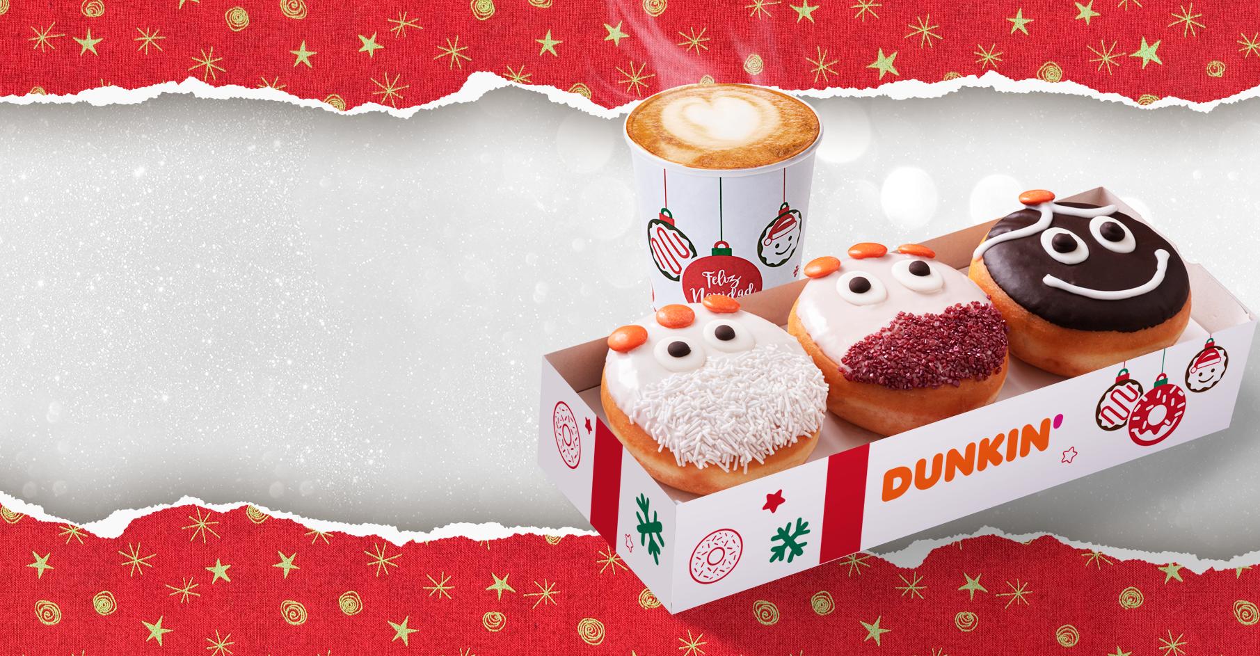 Los Reyes vuelven a Dunkin' de la forma más deliciosa