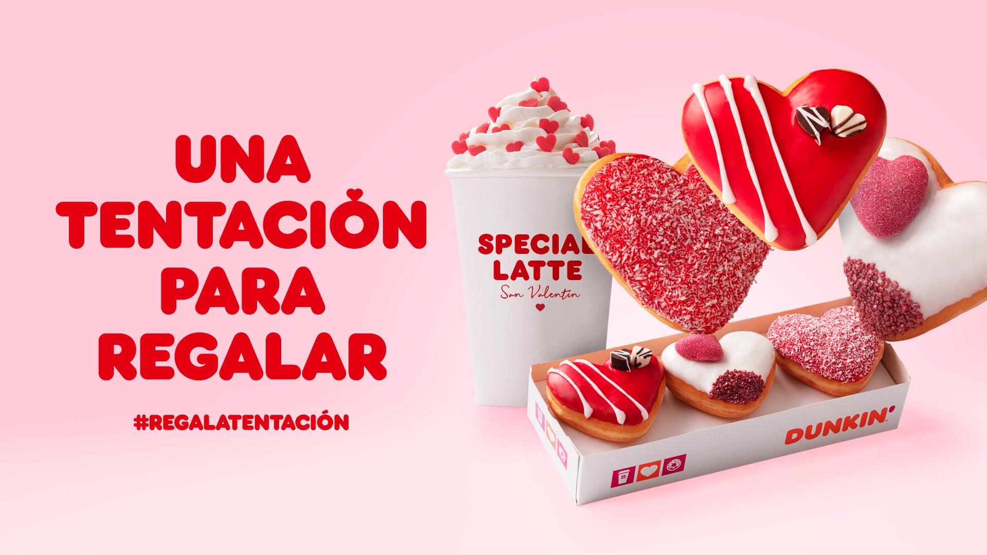 Presentamos la tentación más dulce por San Valentín